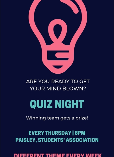 Choose Your Own Quiz Night