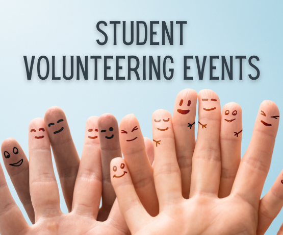 Student Volunteering Session