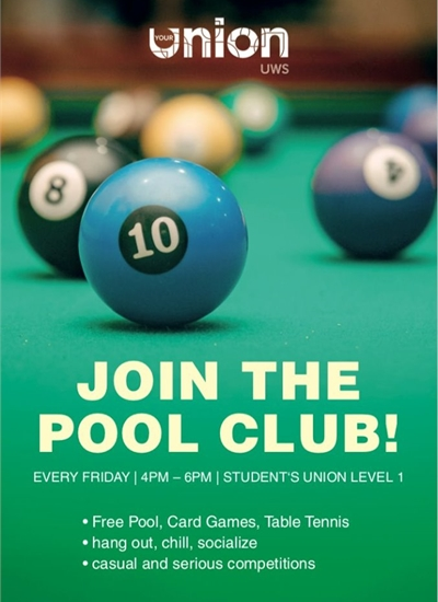 Friday Pool Night