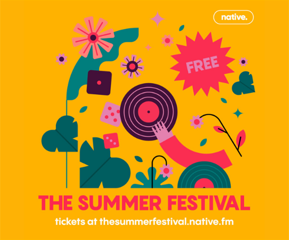 The Summer Festival - Tickets at thesummerfestival.native.fm
